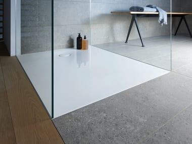 Acrylic shower tray TEMPANO