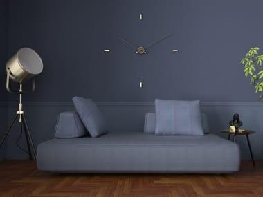 Relógio de metal de parede TEMPO 4-100