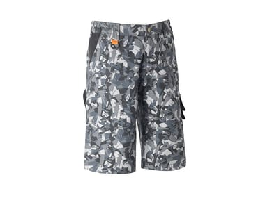 Work clothes TENERE PRO CAMOUFLAGE