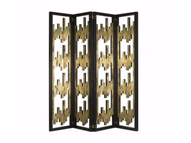 Brass Screen TENOCH OPEN SCREEN