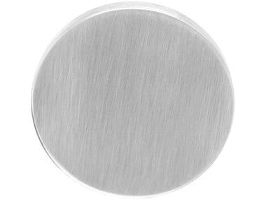Round stainless steel keyhole escutcheon TENSE - BBB53