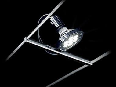 Spot LED halogénio em aço estilo moderno para teto TENSOSPOT PAR30