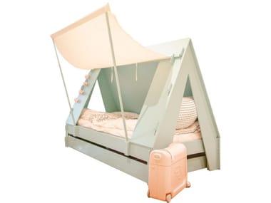 MDF kids single bed TENTE