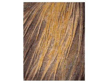 Handmade wool rug TENZIN