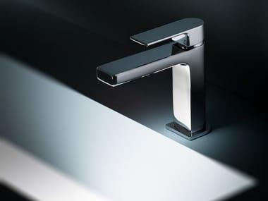 Miscelatore per lavabo in ottone cromato TEO