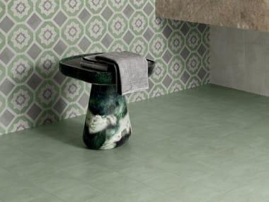 Pavimento/rivestimento in gres porcellanato per interni TERRA.ART MENTA