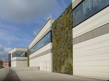 Terracotta Ventilated facade TERRART®-LARGE