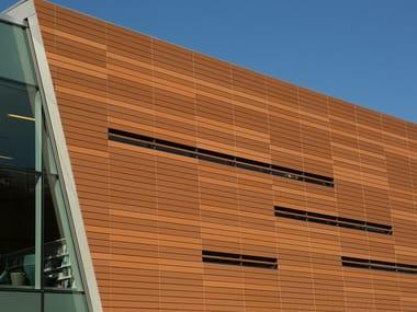 Terracotta Ventilated facade TERRART®-MID