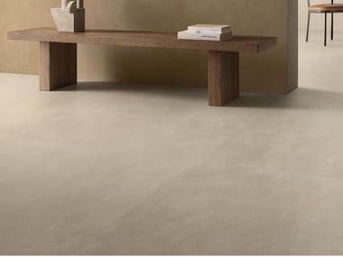 Porcelain stoneware wall/floor tiles TERRE AVORIO