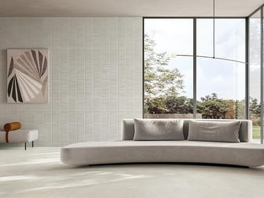 Porcelain stoneware wall/floor tiles TERRE BIANCO