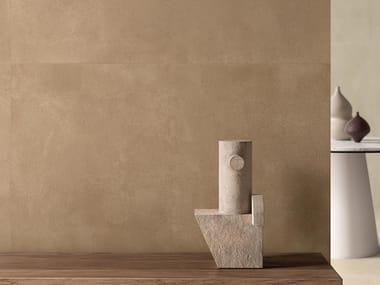 Porcelain stoneware wall/floor tiles TERRE SENAPE