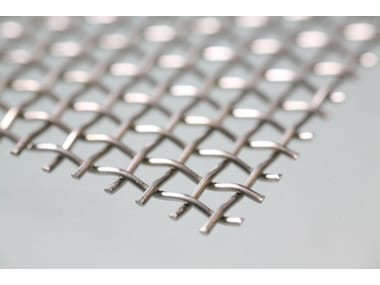Wire mesh for industrial use PLAIN WIRE MESH