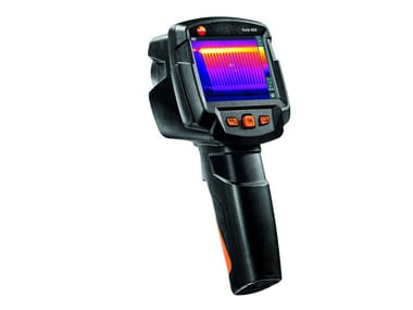 Thermal imager with App TESTO 868