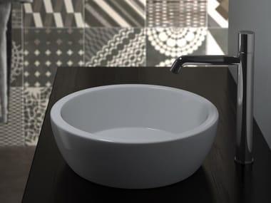 Vasque à poser rond TONDO | Vasque à poser