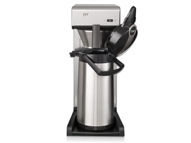 Stainless steel coffeemaker TH