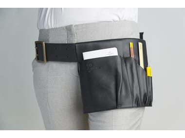 Leather bag THE ARCHITECT BELT | Limited Edition
