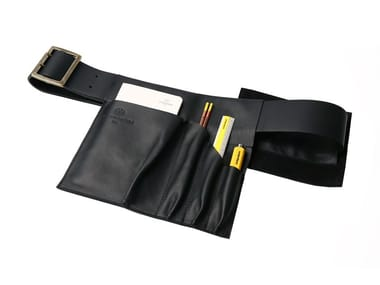 Leather business bag THE ARCHITECT BELT | Limited Edition