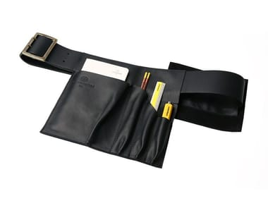 Sac de travail en cuir THE ARCHITECT BELT | Limited Edition