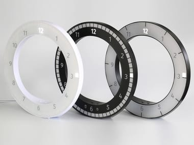 Wall-mounted / table-top ABS clock THE ONLY CLOCK