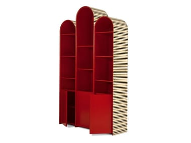 Freestanding sectional bookcase THE PLAYHOUSE