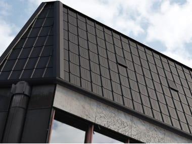 Rivestimento di copertura con elementi modulari THE SKIN TEGOLE TS.03