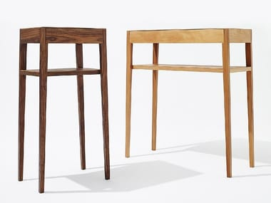 Rectangular console table with drawers THEO UP | Console table