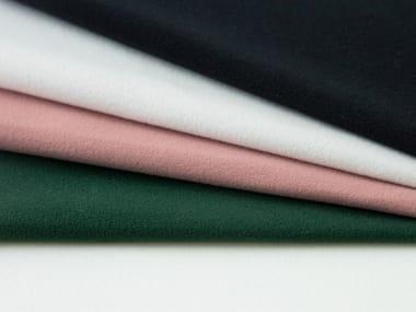 Unicoloured polyester screen fabric THRILL