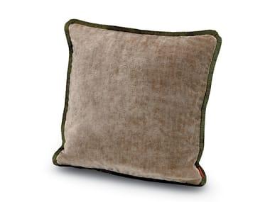 Cuscino in velluto TIBET