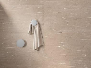 Pavimento/rivestimento in gres porcellanato effetto pietra per interni ed esterni TIDE ROAD SAND VEIN