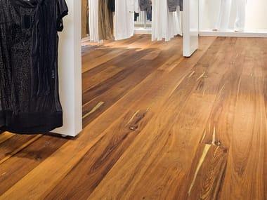 Oak flooring TIGER OAK GOLD - NATURAL OIL