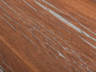 Oak flooring TIGER OAK SILVER - NATURAL OIL