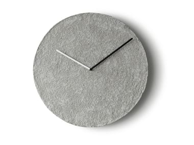 Wall-mounted Recycled paper clock TIKSI