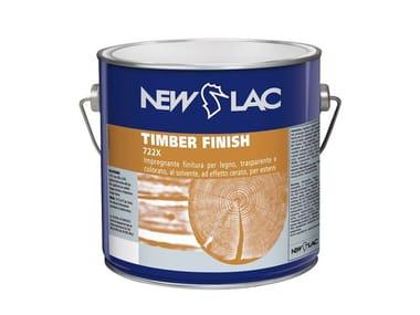 Impregnante di finitura per legno TIMBER FINISH