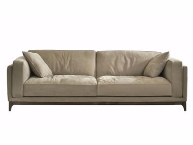 Contemporary style fabric sofa TIME | Upholstered sofa