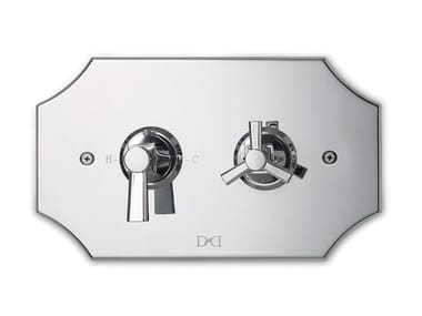 Mitigeur de douche thermostatique en laiton TIME | Mitigeur de douche thermostatique