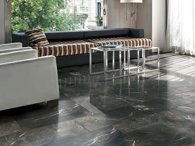 Glazed stoneware flooring TIMELESS
