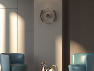 Wall-mounted clock TIMELESS