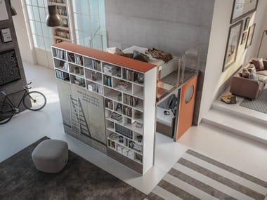 Mezzanine with profile TIRAMOLLA - CONFIGURAZIONE 303