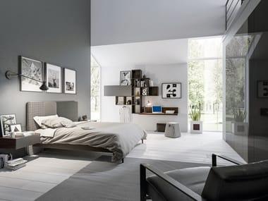 Schlafzimmer für Jugendliche TIRAMOLLA - CONFIGURATION 344