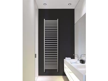 Steel towel warmer TIRAMOLLA
