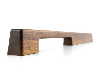Solid wood pull handle TIRAR - TASMANIAN BLACKWOOD | Pull handle