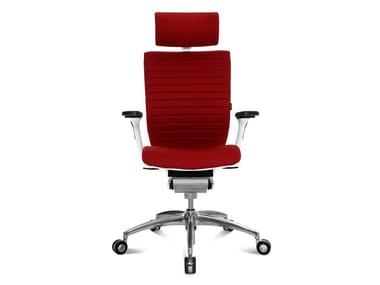 Swivel executive chair with 5-spoke base TITAN 20   Executive chair