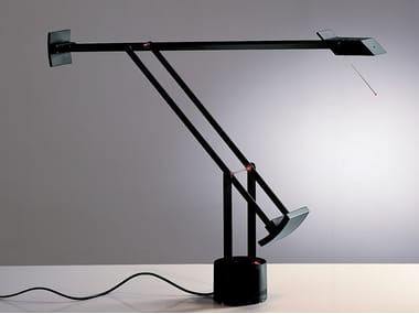 Halogen adjustable desk lamp TIZIO 35