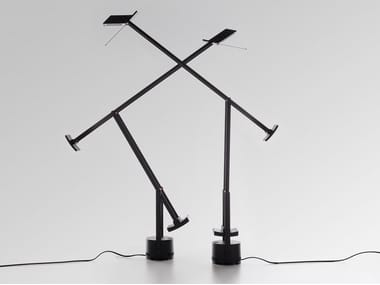 Lampe de bureau LED orientable TIZIO | Lampe de table
