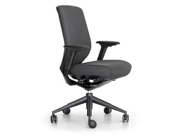 Office chair with castors TNK