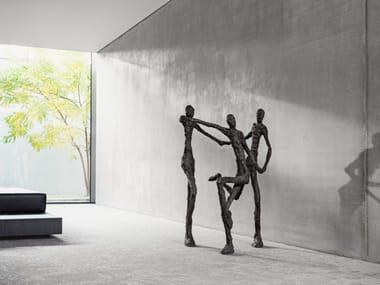 Bronze sculpture TO ENJOY