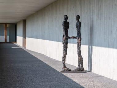 Bronze sculpture TO GREET