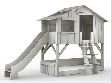 MDF Kids bunk bed TOBOGGANS | Kids bunk bed