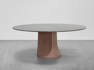 Tavolo rotondo in marmo TOGRUL