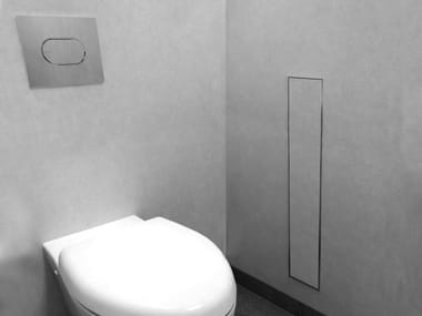 Wall niche / toilet brush T-ROLL | Wall niche